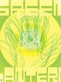 Green Lantern: Green Lantern Ring Abstract 2 Photo
