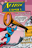 Superman: Action Comics Color Cover - Superman and the Key to Fort Superman Posters