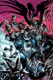 Green Lantern: Blackest Night No. 3 Cover (Color) Poster