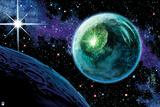 DC Green Lantern Comics Posters