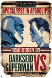 Superman: Superman Vs Darkseid Prints