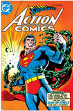 Superman: Superman's Action Comics Cover - Superman Breaking Through Chains Photo
