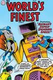 Justice League: World's Finest Comics No. 99 (Color) Posters