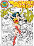 DC Wonder Woman Comics: Trends 2014 Photo
