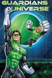 DC Green Lantern Comics: Core Energy Posters