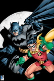 Batman: Batman and Robin in the Spotlight Posters