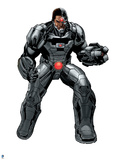 Justice League: Cyborg Prints