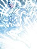 Green Lantern: White Lantern: Sinestro (Color) Posters