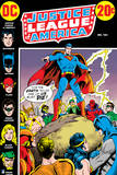 Justice League: Justice League America No 102 (Color) Posters