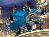 Batman: Batman on Roof of Building Posters