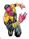 Green Lantern: Sinestro Prints