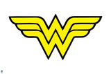 Wonder Woman: Wonder Woman Symbol Photo