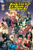Justice League: Justice League America No 25 (Color) Posters