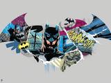 DC Batman Comics: Gotham City Graffiti Design Prints