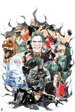 Justice League: Collage Prints