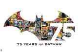 DC Batman Comics: Logos Posters