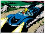 DC Batman Comics: Comic Book Panels '75' Posters