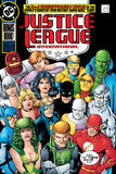 Justice League: Justice League International No 24 (Color) Posters