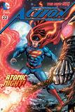DC Superman Comics: Superman 75th Exclusive Covers Poster
