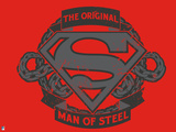 DC Superman Comics: Father's Day Design Poster