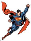 DC Superman Comics Prints
