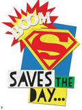 DC Superman Comics: Superbaby Design Posters