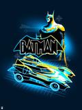 Beware the Batman Animated Series Prints