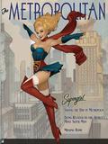 DC Justice League Comics: Bombshells Poster