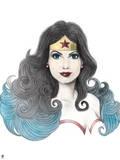 DC Wonder Woman Comics: X-Posure Posters