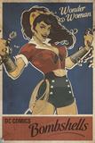 DC Justice League Comics: Bombshells Posters