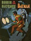 DC Batman Comics: Vintage Coloring Book Prints