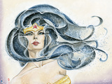 DC Wonder Woman Comics: Gallery Art Poster