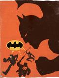 DC Batman Comics: in Plain Sight Posters