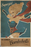 DC Justice League Comics: Bombshells Prints