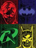 DC Batman Comics Prints