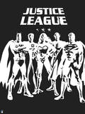 DC Justice League Comics: Trends 2013 Prints