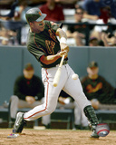 Moises Alou 2005 Action Photo