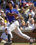 Moises Alou 2003 Action Photo