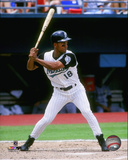 Moises Alou 1997 Action Photo