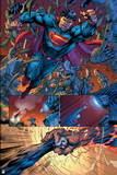 DC Superman Comics Prints