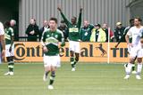 MLS: Los Angeles Galaxy at Portland Timbers Prints by Jaime Valdez