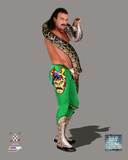 Jake The Snake Roberts Posed Photo