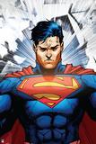 DC Superman Comics: New '52' Design Posters