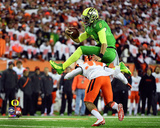 Marcus Mariota University of Oregon Ducks 2014 Action Photo