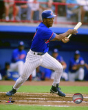 Moises Alou 1996 Action Photo