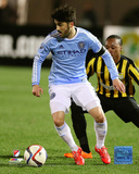 David Villa 2015 Action Photo
