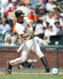 Moises Alou - 2006 Batting Action Photo