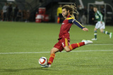 MLS: Real Salt Lake at Portland Timbers Photo by Jaime Valdez