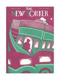 The New Yorker Cover - May 2, 1925 Regular Giclee Print by Margaret Schloeman