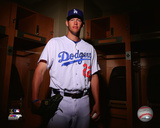 Clayton Kershaw 2014 Posed Photo